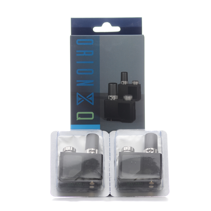 Orion Q Replacement 1.0Ω Pod - 2 pk.