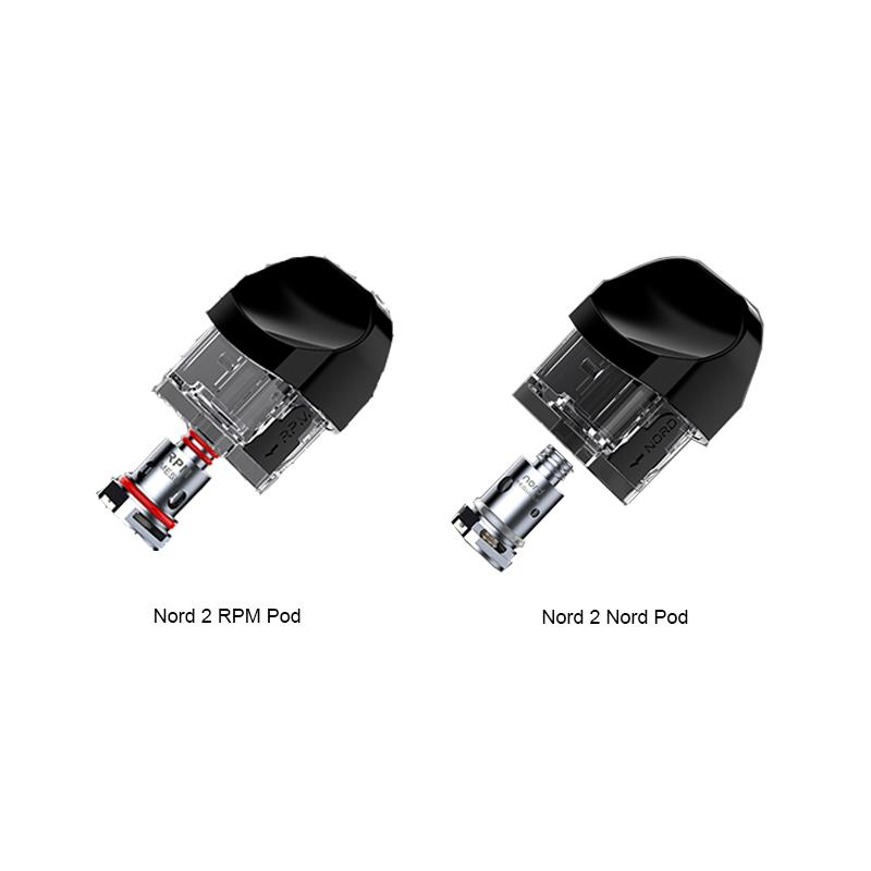 Smok Nord 2 Replacement 4.5ml Pod - 3pc. [CRC]