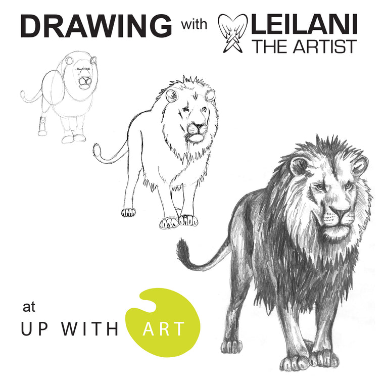 Kids Drawing Classes | 4 week course