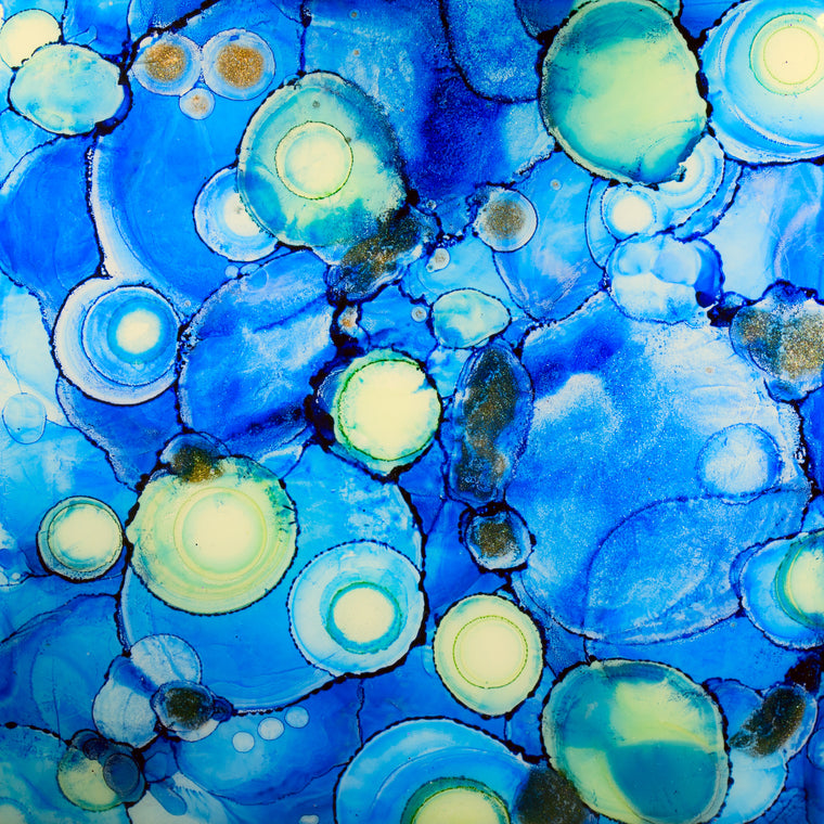 Introduction to Alcohol Ink