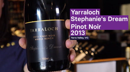 2013 Yarraloch Stephanie's Dream Pinot Noir