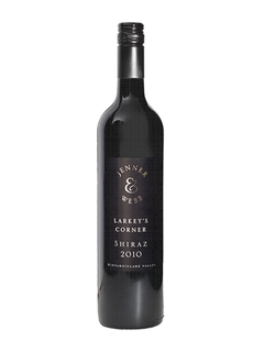 Jenner & Webb Larkey's Corner Clare Valley Shiraz