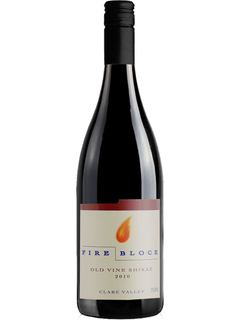 2010 Fireblock Old Vine Shiraz