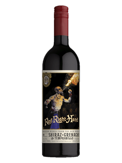 2013 Vinaceous Red Right Hand Shiraz Grenache Tempranillo