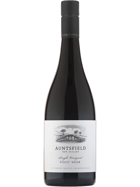 2014 Auntsfield Marlborough Single Vineyard Pinot Noir