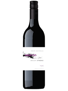 2014 Brush Strokes Shiraz