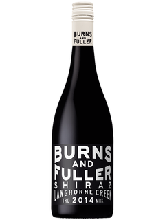 Burns and Fuller Langhorne Creek Shiraz