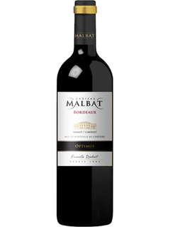 2014 Chateau Malbat Optimus Bordeaux