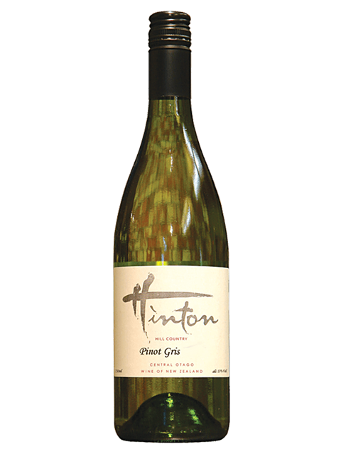 2014 Hinton Hill Country Pinot Gris