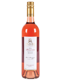2014 James Estate Reserve Hunter Rose