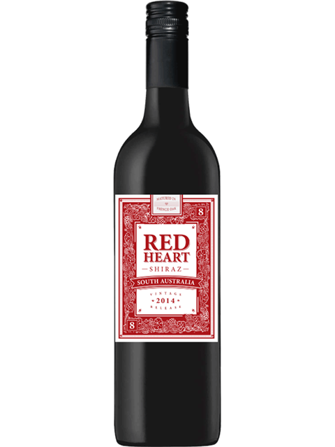 2014 Kilikanoon Red Heart South Australian Shiraz