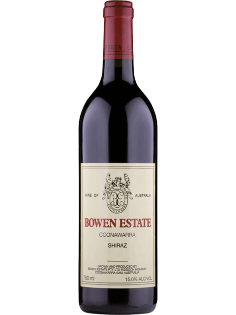 2015 Bowen Estate Shiraz