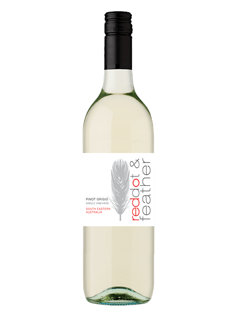 2015 Red Dot & Feather Pinot Grigio