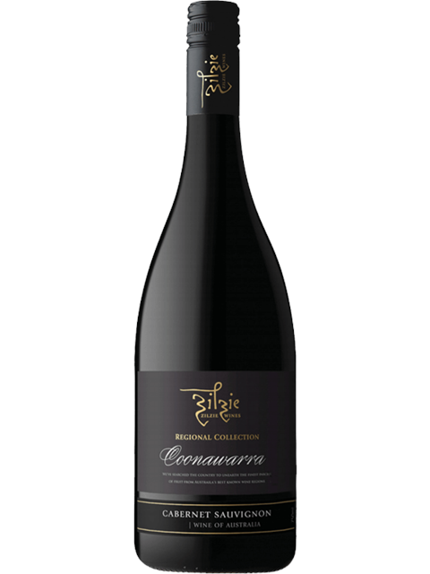 2015 Zilzie Regional Collection Coonawarra Cabernet Sauvignon