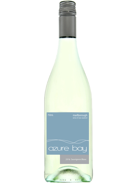2016 Azure Marlborough Sauvignon Blanc