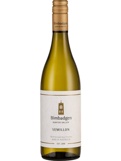 2016 Bimbadgen Estate Hunter Valley Semillon