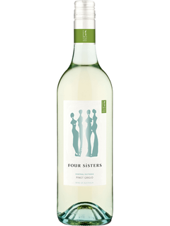 2016 Four Sisters Central Victoria Pinot Grigio