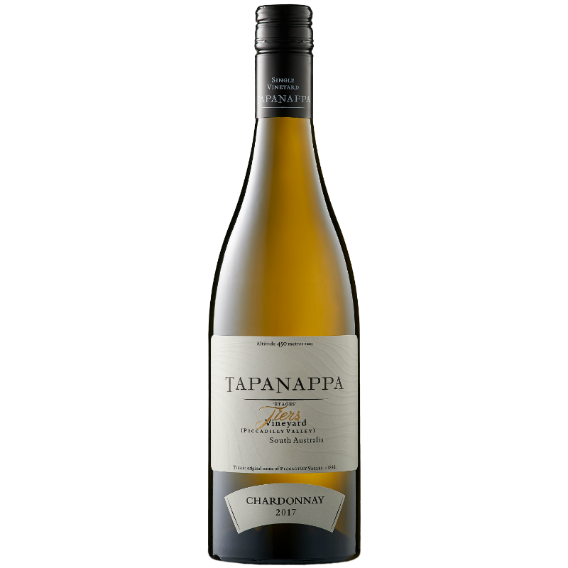 2017 Tapanappa Tiers Single Vineyard Chardonnay
