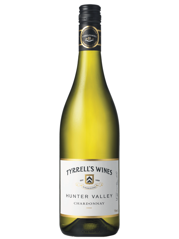 2018 Tyrrell's Hunter Valley Chardonnay