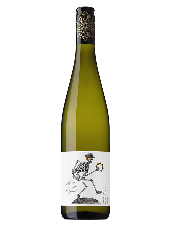 2018 Take it to the Grave Clare Valley Riesling