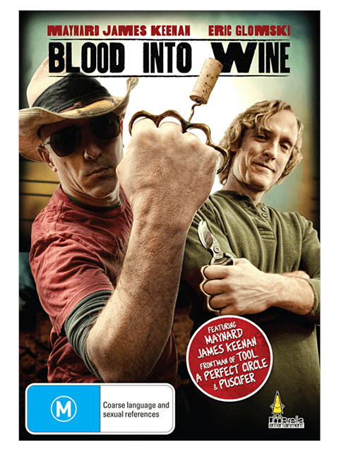 Buy Blood into Wine DVD - Cracka Wines – The Wine Collective