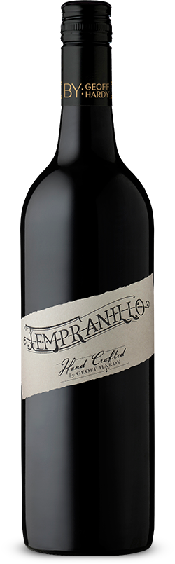 2018 Handcrafted by Geoff Hardy Tempranillo