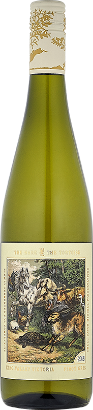 2018 Hare & Tortoise King Valley Pinot Gris