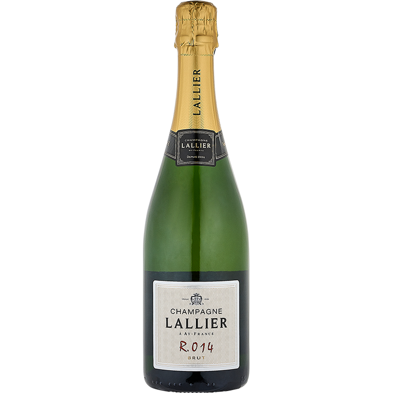 NV Lallier Serie R.014 Champagne