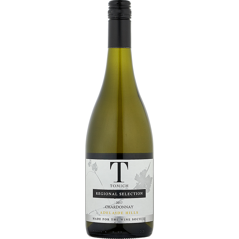 2017 Tomich Regional Selection Adelaide Hills Chardonnay