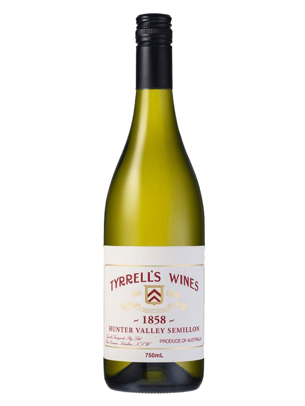 2018 Tyrrell's 1858 Hunter Valley Semillon