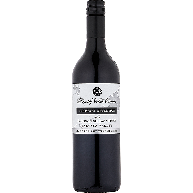 2017 Family Wine Estates Regional Selection Cabernet Shiraz Merlot