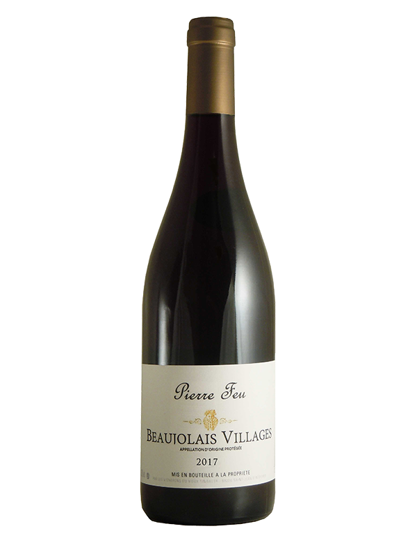 2017 Jaffelin Pierre Feu Beaujolais-Villages