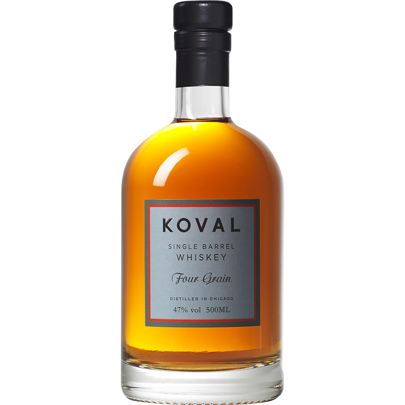 NV Koval Four Grain Whiskey