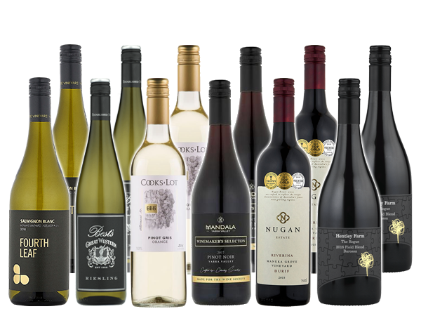 Winemaster's Selection Mixed March 2019