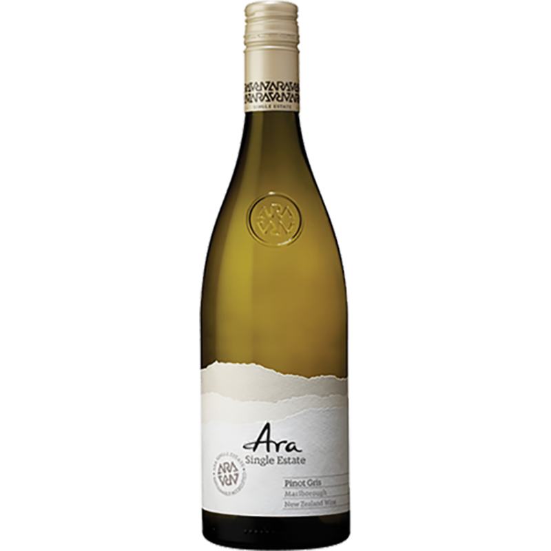 2018 Ara Single Estate Pinot Gris