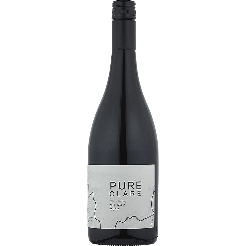 2017 Pure Clare Shiraz