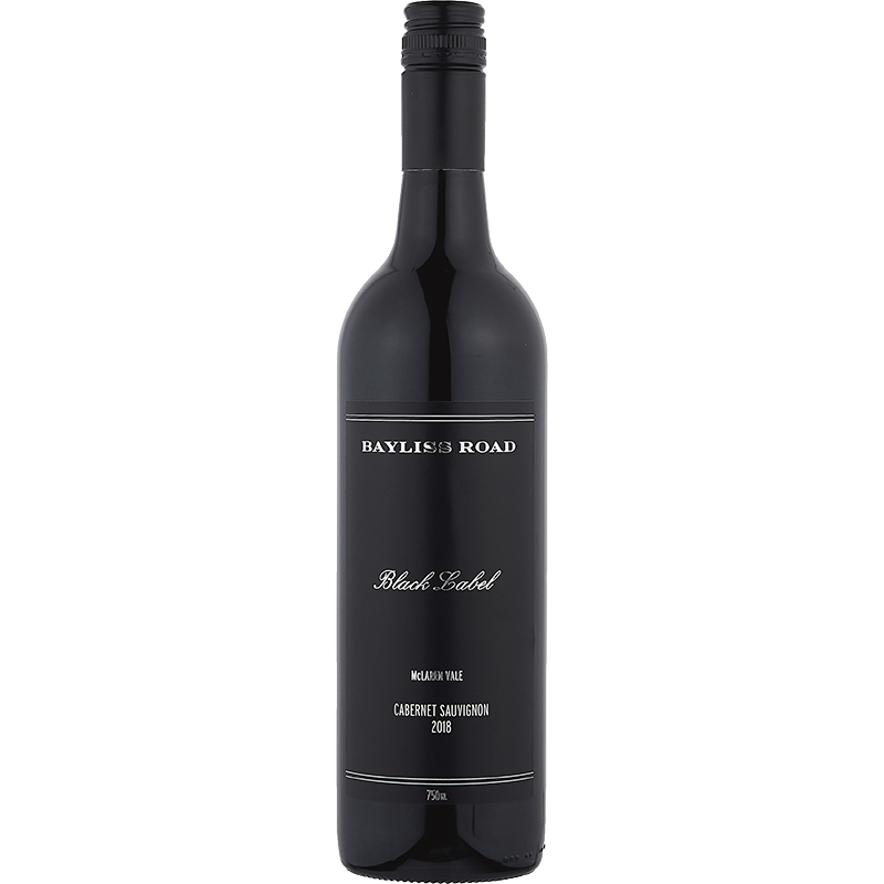 2018 Bayliss Road Black Label Cabernet Sauvignon
