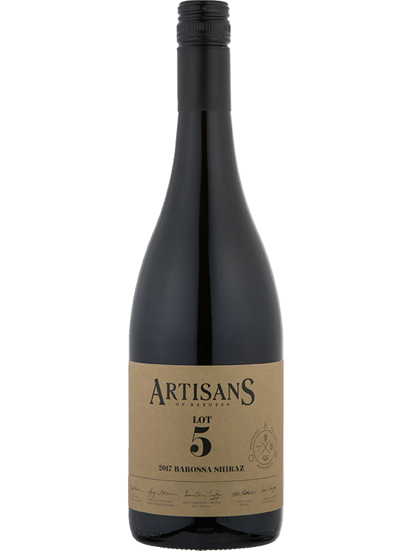2017 Artisans of Barossa Lot 5 Shiraz