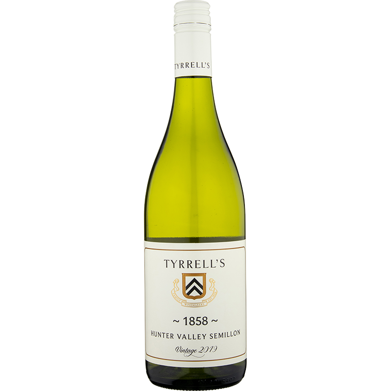 2019 Tyrrell's 1858 Hunter Valley Semillon