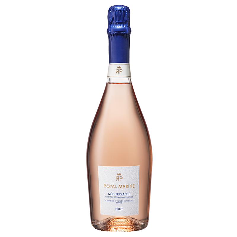 NV Royale Marine Sparkling Rose