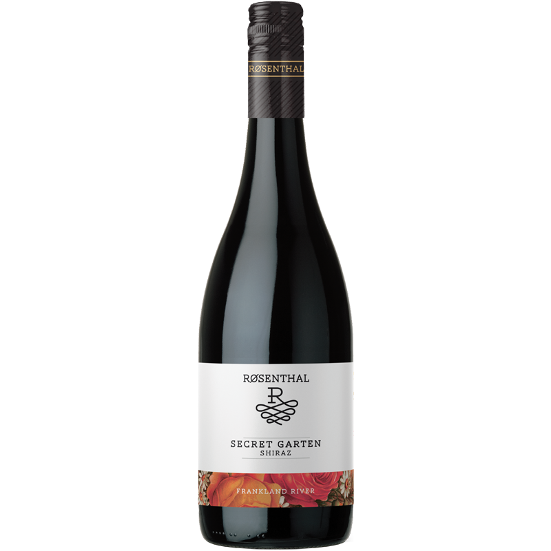 2018 Rosenthal Secret Garten Frankland River Shiraz