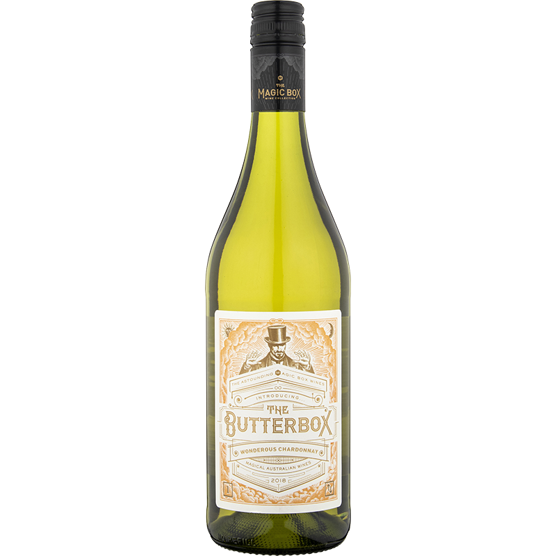 2018 The Butterbox Chardonnay