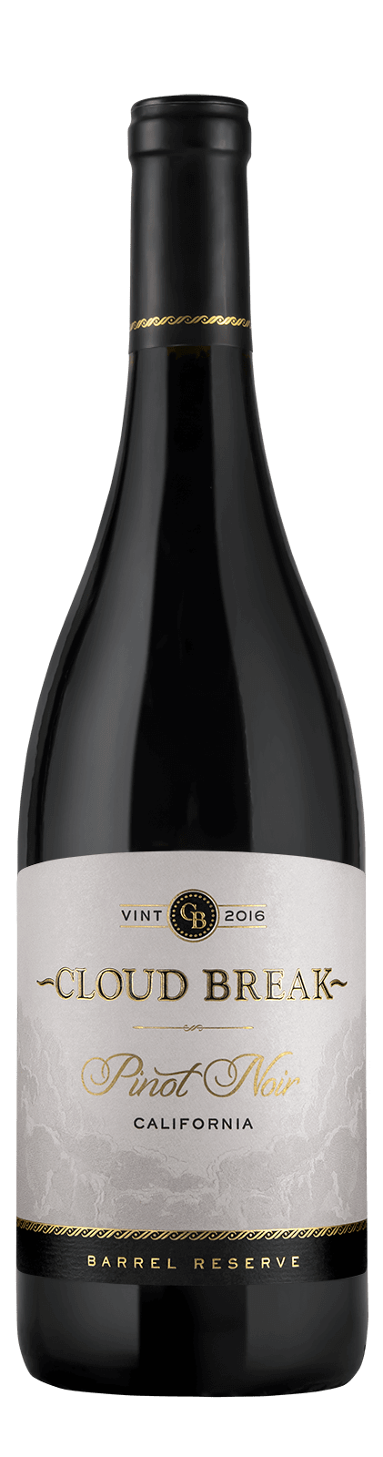 2018 Cloud Break California Pinot Noir