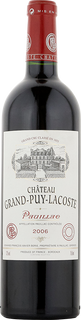 2006 Chateau Grand-Puy-Lacoste