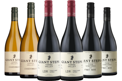 Giant Steps Super Premium Selection 6 Pack