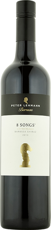 2013 Peter Lehmann Eight Songs Barossa Valley Shiraz