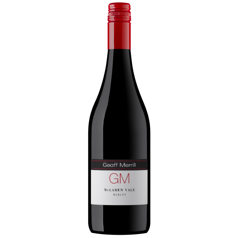 2014 Geoff Merrill Single Vineyard McLaren Vale Merlot