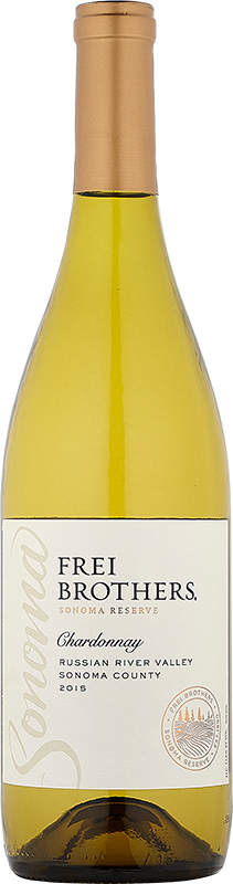2015 Frei Brothers Reserve Russian River Valley Chardonnay