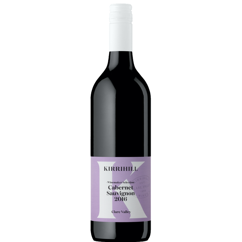 2016 Kirrihill Winemakers Selection Cabernet Sauvignon