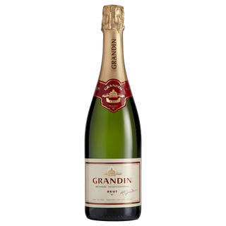 NV Grandin Methode Traditionnelle France Brut 750ml